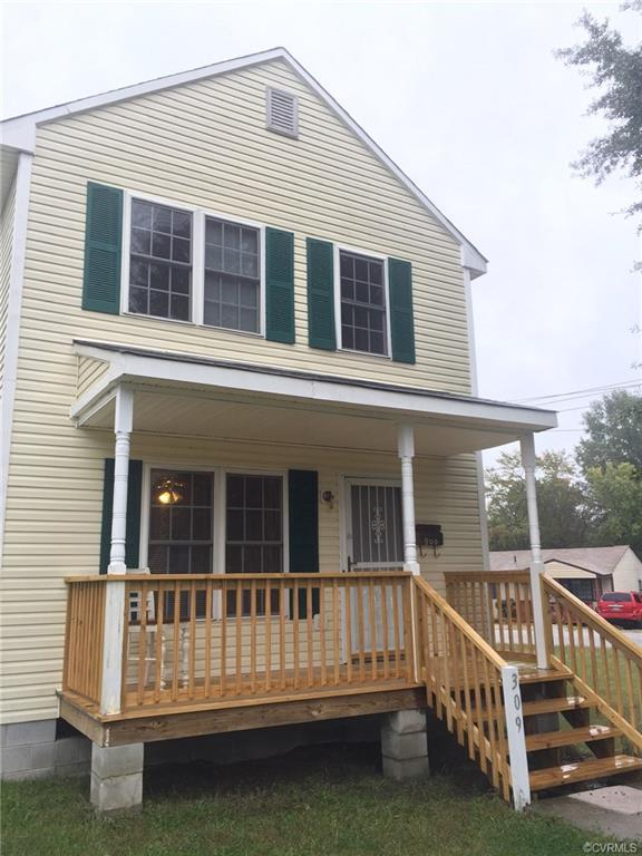 309 Elm Street, Petersburg, VA 23803 (#1831472) :: Abbitt Realty Co.