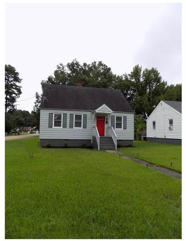 205 Plumtree Avenue, Colonial Heights, VA 23834 (MLS #2121313) :: Treehouse Realty VA