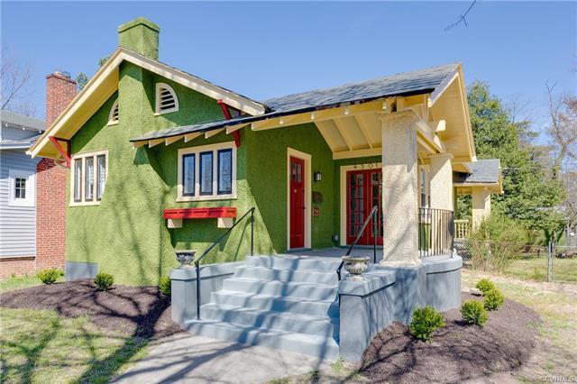 4501 Brook Road, Richmond, VA 23227 (MLS #1802938) :: Small & Associates
