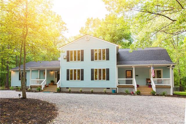 7500 Academy Drive, Mechanicsville, VA 23116 (MLS #1818607) :: Small & Associates