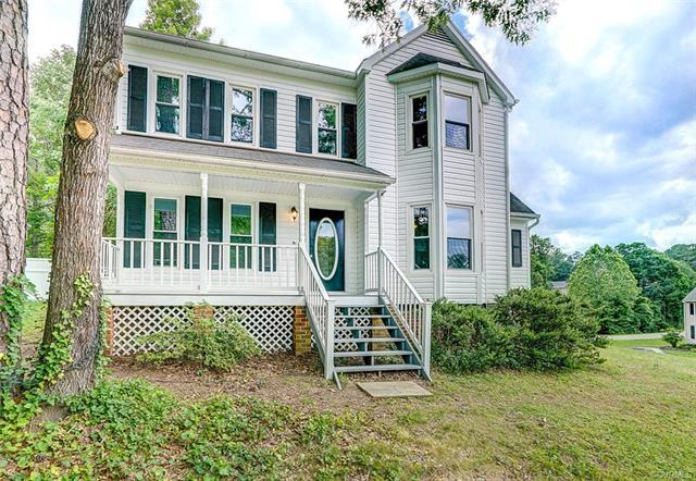 7417 Native Dancer Drive, Chesterfield, VA 23112 (MLS #1820719) :: Explore Realty Group