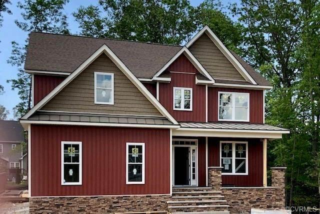 9021 Deerlake Drive, New Kent, VA 23124 (#1822766) :: Abbitt Realty Co.