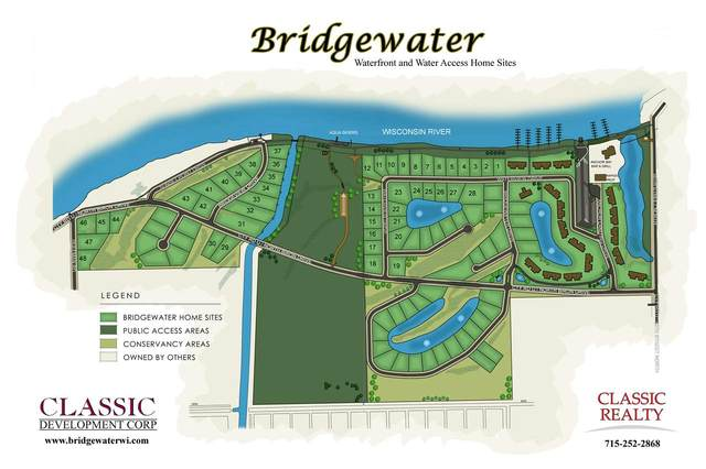 3193-Lot #3 Waterview Drive, BIRON, WI 54494 (MLS #22000454) :: EXIT Midstate Realty