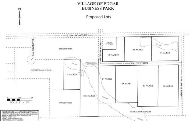 00 Chesak Avenue, Edgar, WI 54426 (MLS #22006085) :: EXIT Midstate Realty