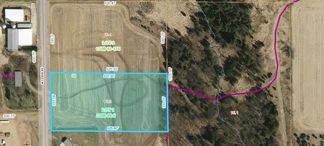 4.46 Acres N 136TH AVENUE, Marathon, WI 54448 (MLS #22100291) :: EXIT Midstate Realty