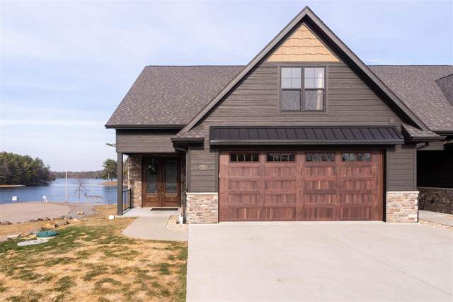 1102 W River Road, Mosinee, WI 54455 (MLS #22101539) :: EXIT Midstate Realty