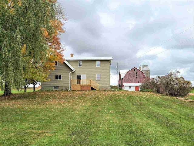 9190 Stadt Road, Marshfield, WI 54410 (MLS #22101642) :: EXIT Midstate Realty