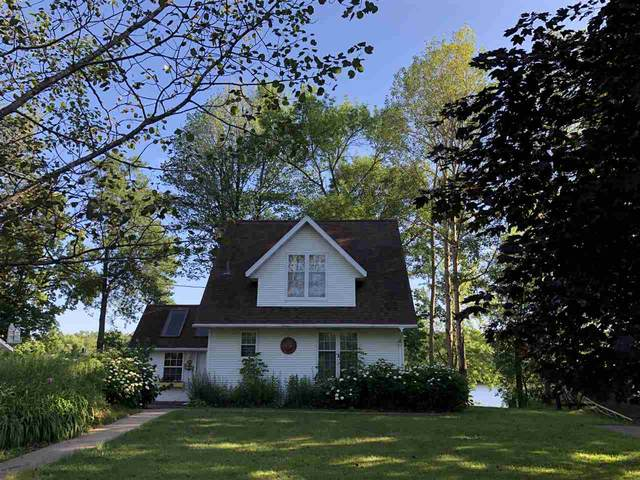160-164 Park Drive, Plover, WI 54467 (MLS #22101774) :: EXIT Midstate Realty