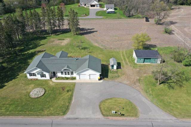6002 Stettin Drive, Wausau, WI 54401 (MLS #22102070) :: EXIT Midstate Realty