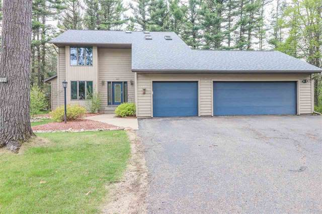 3321 Deer Road, Wisconsin Rapids, WI 54494 (MLS #22102117) :: EXIT Midstate Realty