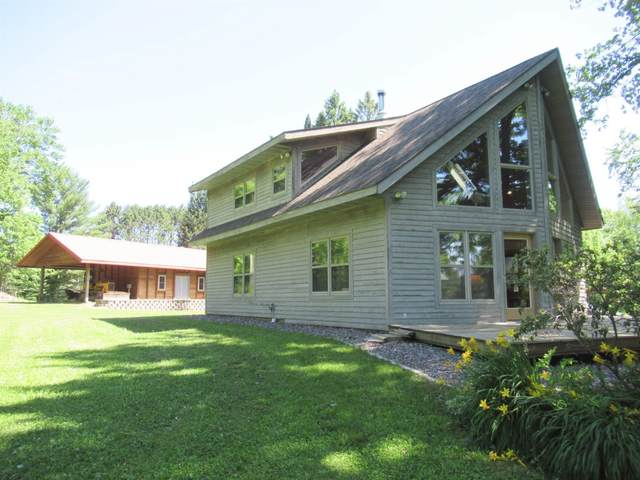 W12081 County Road M, Medford, WI 54451 (MLS #22103016) :: EXIT Midstate Realty