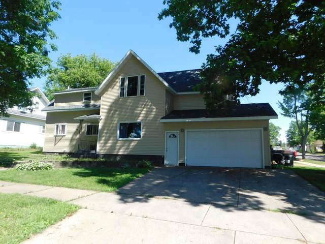 1410 E 1ST STREET, Merrill, WI 54452 (MLS #22103064) :: EXIT Midstate Realty