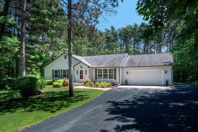 2320 River Bend Road, Plover, WI 54467 (MLS #22103233) :: EXIT Midstate Realty