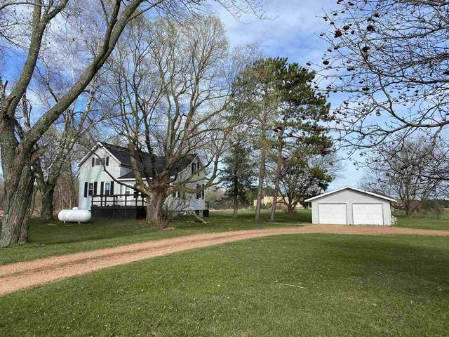 394 State Highway 45, Birnamwood, WI 54414 (MLS #22103247) :: EXIT Midstate Realty