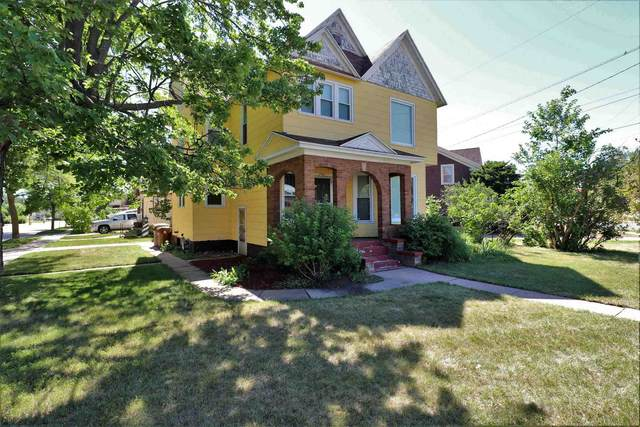 1501 Church Street, Stevens Point, WI 54481 (MLS #22103249) :: EXIT Midstate Realty