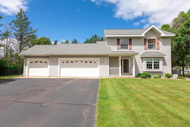 2100 Ok Bluff Circle, Plover, WI 54467 (MLS #22103252) :: EXIT Midstate Realty