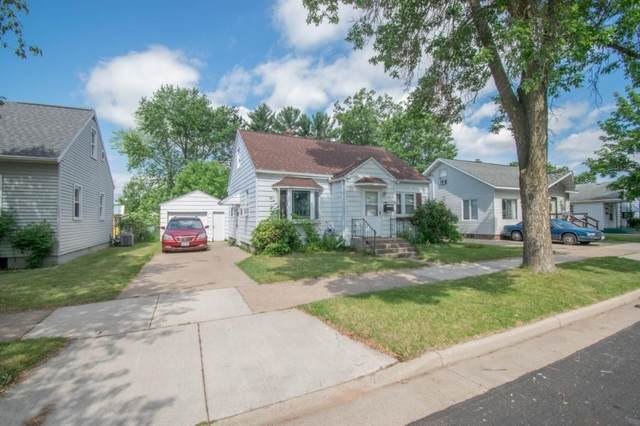 1020 S 11TH AVENUE, Wausau, WI 54401 (MLS #22103254) :: EXIT Midstate Realty