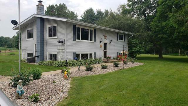 4185 Sandy Drive, Merrill, WI 54452 (MLS #22103669) :: EXIT Midstate Realty