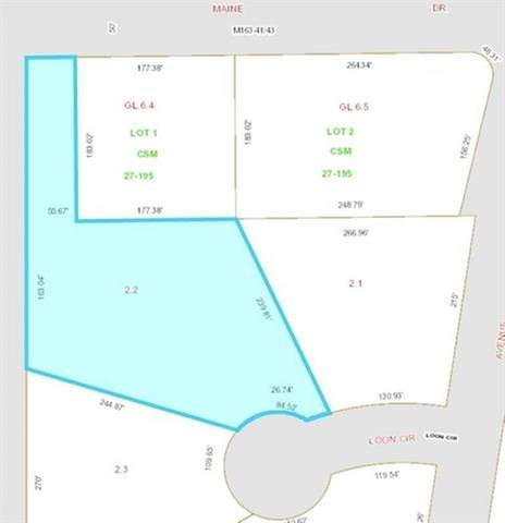 Lot 1 Loon Circle, Merrill, WI 54452 (MLS #22103752) :: EXIT Midstate Realty