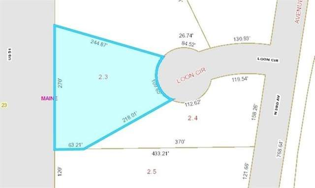 Lot 2 Loon Circle, Merrill, WI 54452 (MLS #22103753) :: EXIT Midstate Realty