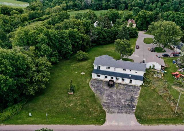 2971 County Road Q, Nelsonville, WI 54458 (MLS #22103786) :: EXIT Midstate Realty