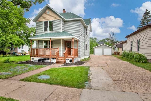 1909 Dixon Street, Stevens Point, WI 54481 (MLS #22103854) :: EXIT Midstate Realty
