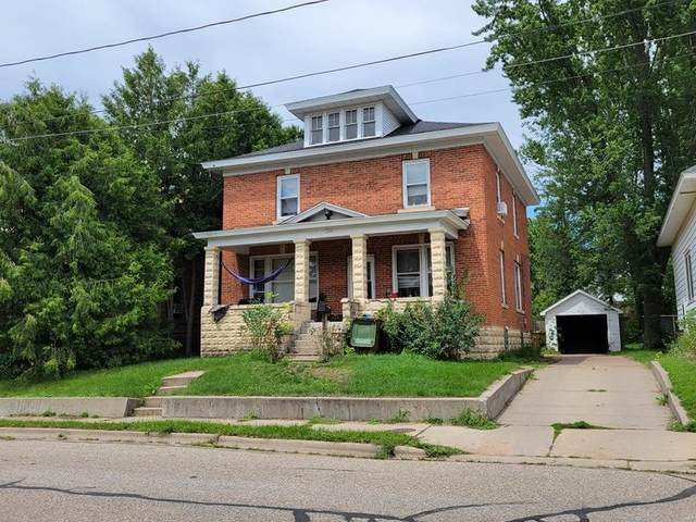 1232 Franklin Street, Stevens Point, WI 54481 (MLS #22103924) :: EXIT Midstate Realty