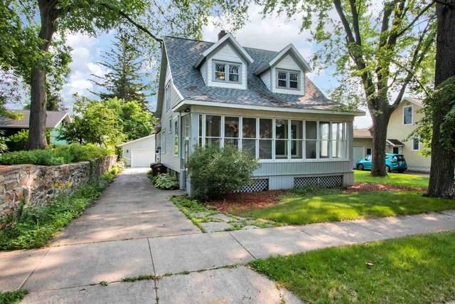 1709 Elk Street, Stevens Point, WI 54481 (MLS #22103966) :: EXIT Midstate Realty