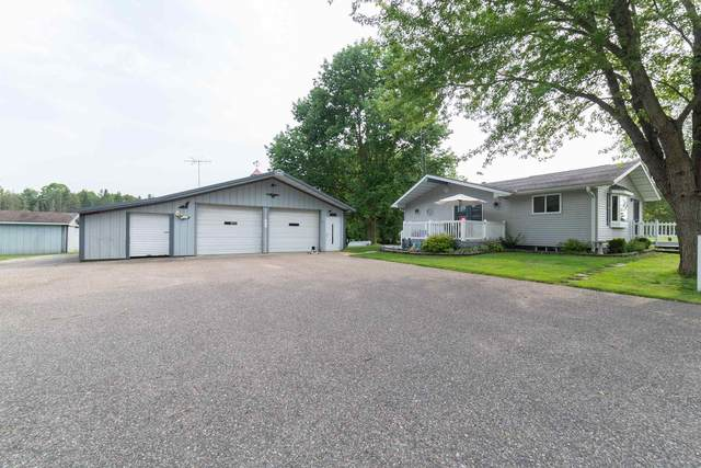 W18673 County Road N, Birnamwood, WI 54414 (MLS #22103978) :: EXIT Midstate Realty