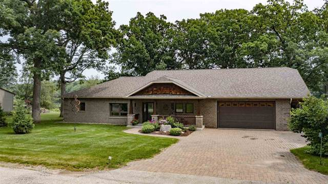 2100 Yahara Drive, STOUGHTON, WI 53589 (MLS #22104011) :: EXIT Midstate Realty