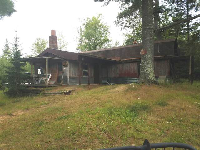 W4600 Kyes Road, Tomahawk, WI 54487 (MLS #22104027) :: EXIT Midstate Realty