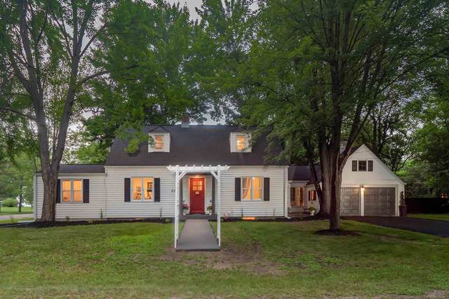 40 Hillcrest Drive, Stevens Point, WI 54481 (MLS #22104069) :: EXIT Midstate Realty
