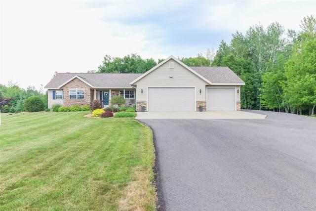 105428 Woodridge Drive, Spencer, WI 54449 (MLS #22104104) :: EXIT Midstate Realty