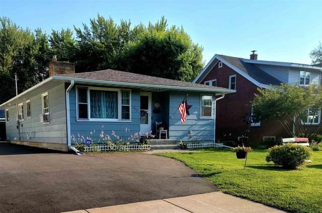 1015 Mcintosch Street, Wausau, WI 54403 (MLS #22104108) :: EXIT Midstate Realty