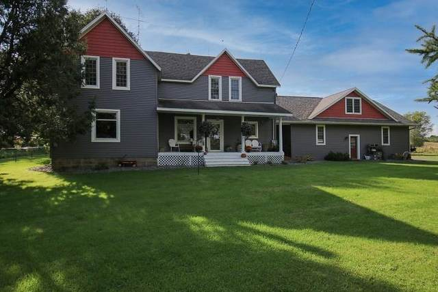 625 Water Tower Road, FALL CREEK, WI 54742 (MLS #22105170) :: EXIT Midstate Realty