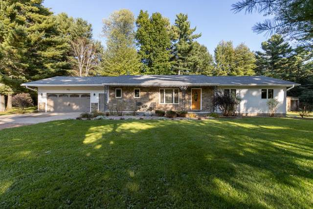 228161 Camp Phillips Road, Weston, WI 54403 (MLS #22105405) :: EXIT Midstate Realty