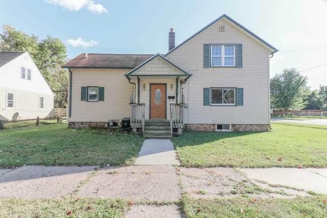 1161 Mckinley Street, Wisconsin Rapids, WI 54495 (MLS #22105415) :: EXIT Midstate Realty