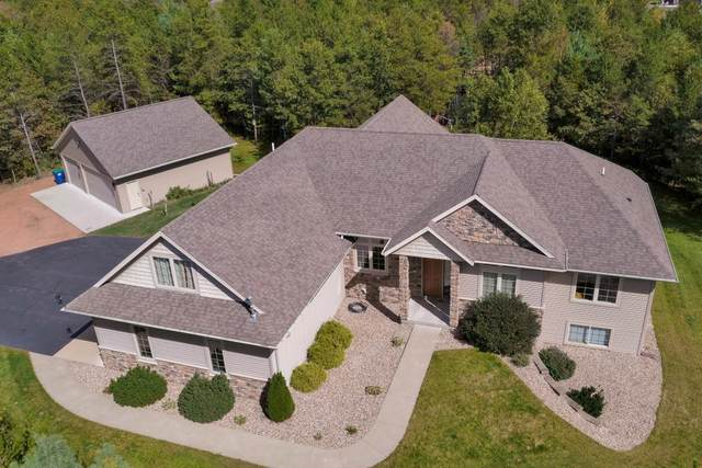 1685 Golden Eagle Court, Stevens Point, WI 54482 (MLS #22105419) :: EXIT Midstate Realty