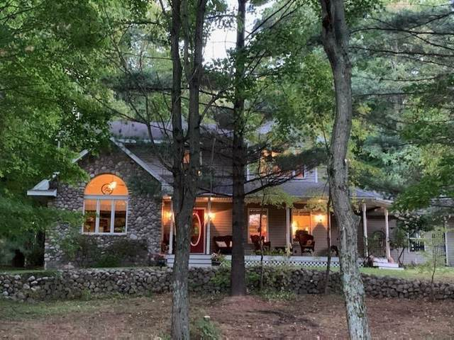 10221 Saumer Road, Rosholt, WI 54473 (MLS #22105421) :: EXIT Midstate Realty