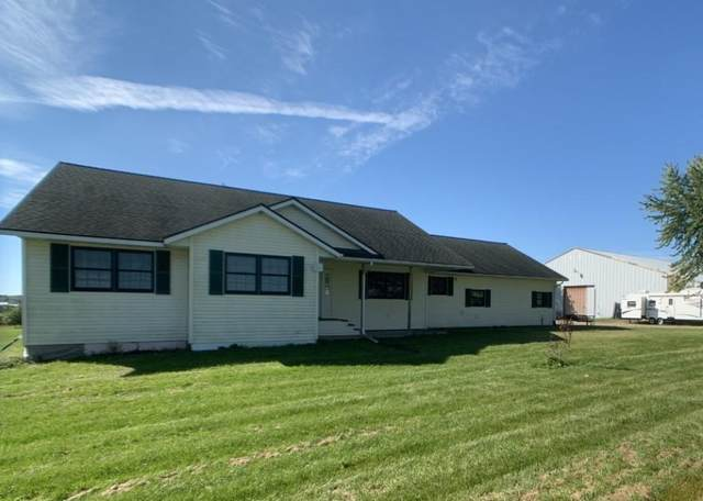 169471 County Road Z, Ringle, WI 54471 (MLS #22105434) :: EXIT Midstate Realty