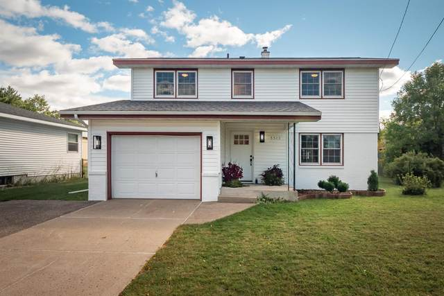 3313 E Maria Drive, Stevens Point, WI 54481 (MLS #22105436) :: EXIT Midstate Realty