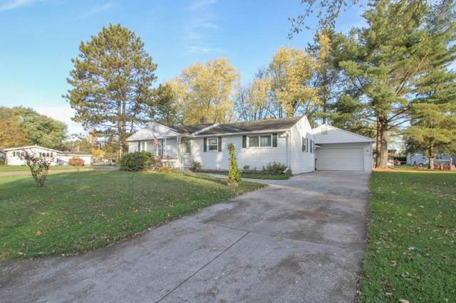 220 W Butternut Street, Abbotsford, WI 54405 (MLS #22105944) :: EXIT Midstate Realty