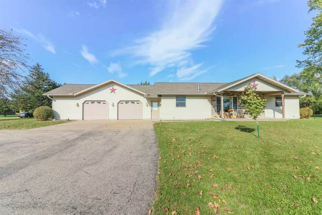 1210 County Road D, Almond, WI 54909 (MLS #22105945) :: EXIT Midstate Realty
