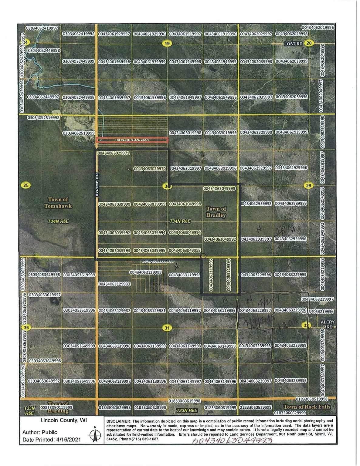 N8040-N7752 Swamp Ro Swamp Road - Photo 1