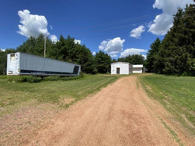 8468 County Road H, Marshfield, WI 54449 (MLS #22103266) :: EXIT Midstate Realty