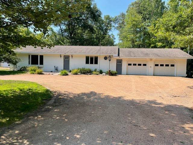 2131 Margaret Drive, Tomahawk, WI 54487 (MLS #22104100) :: EXIT Midstate Realty
