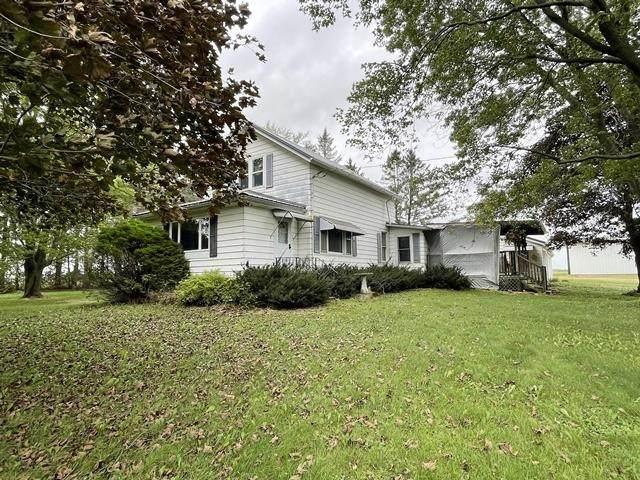 10790 Ebbe Road, Marshfield, WI 54449 (MLS #22105385) :: EXIT Midstate Realty