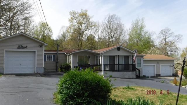 544 Bob White Trail, CHATSWORTH, GA 30705 (MLS #111973) :: The Mark Hite Team