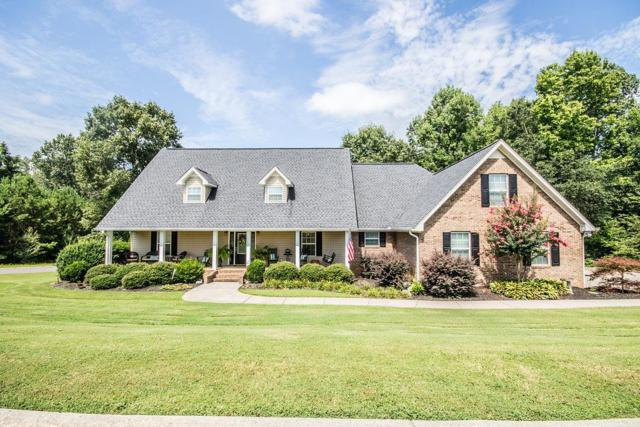 27 Wynchase Lane, CHATSWORTH, GA 30704 (MLS #112694) :: The Mark Hite Team