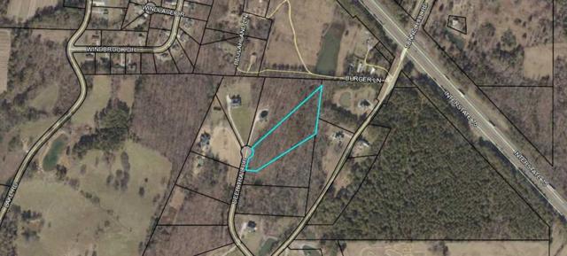 Lot 4 Deer Trail Drive, Tunnel Hill, GA 30755 (MLS #113936) :: The Mark Hite Team